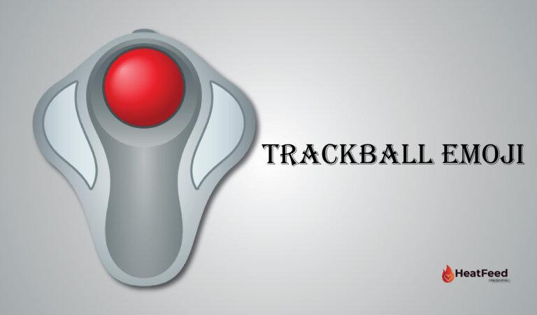 🖲️ Trackball Emoji