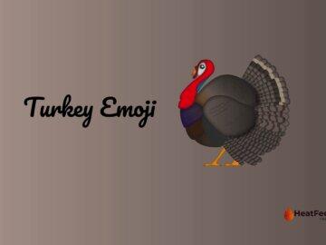 turkey emoji
