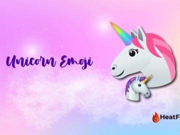 unicorn emoji