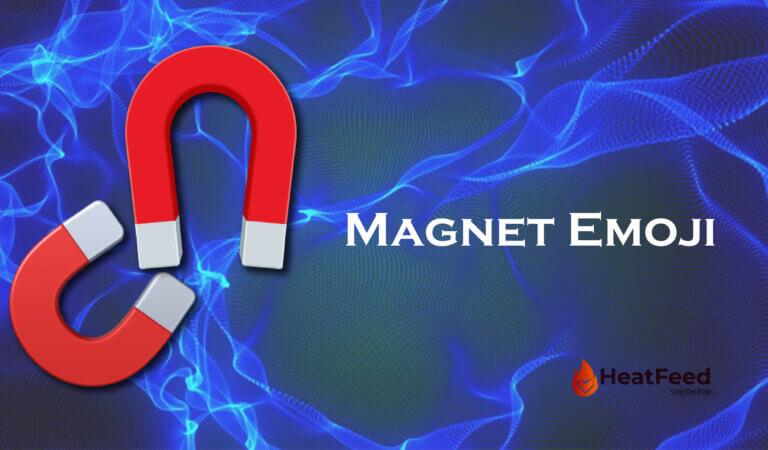 🧲 Magnet Emoji