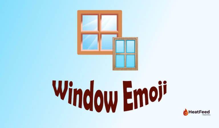 Window Emoji