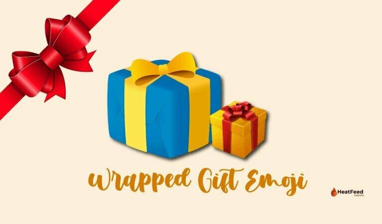 🎁Wrapped Gift Emoji
