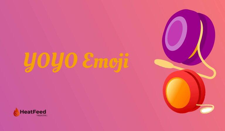 🪀YOYO Emoji
