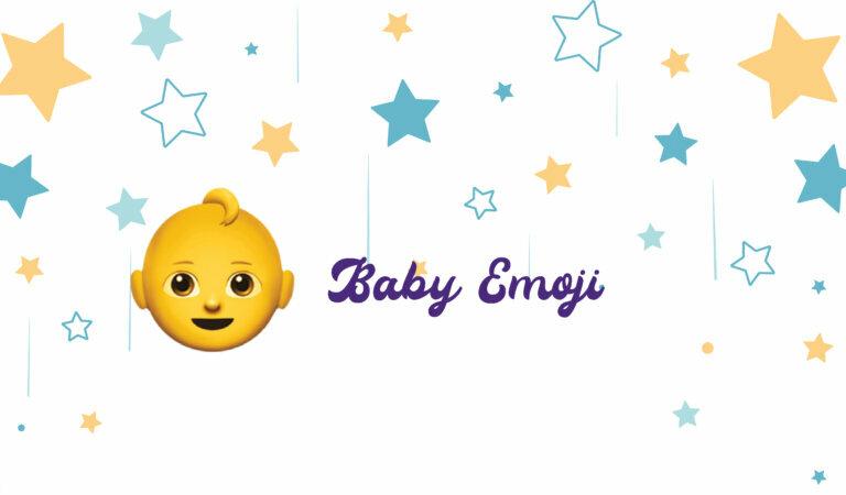 👶Baby Emoji