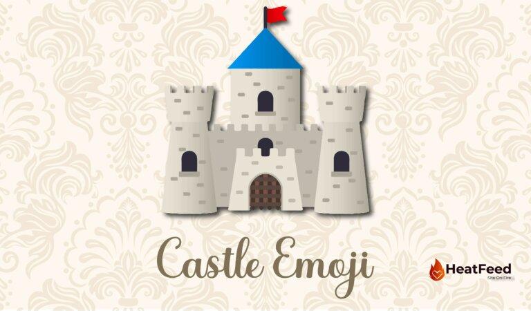 🏰 Castle Emoji