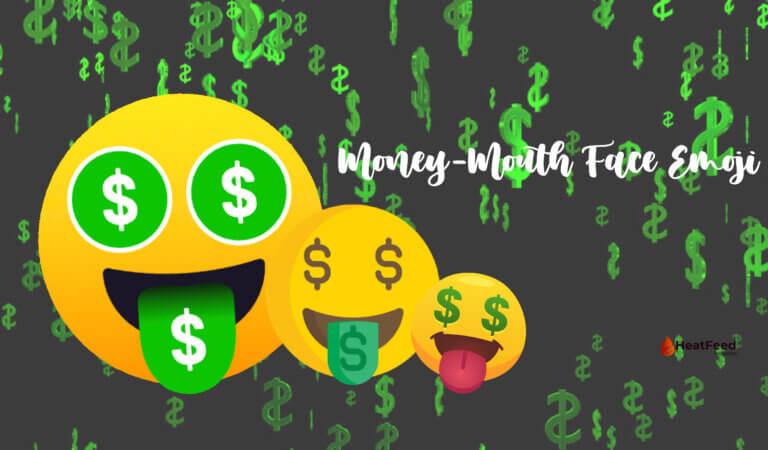 🤑 Money-Mouth Face Emoji