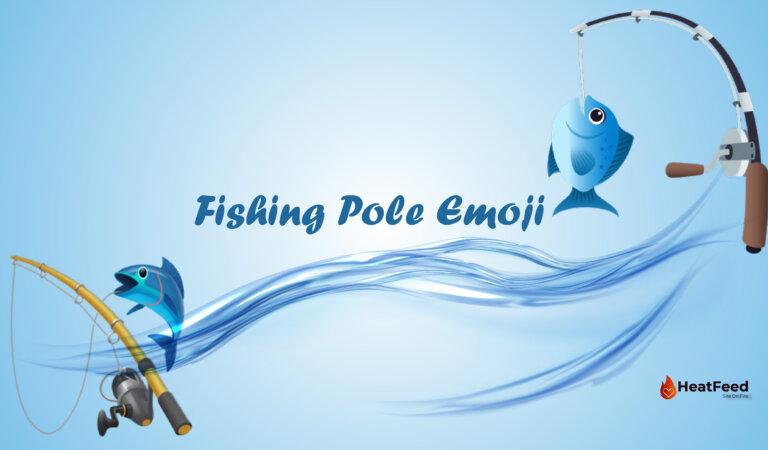🎣 Fishing Pole Emoji