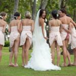 weird wedding events