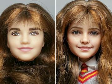 repaint dolls faces