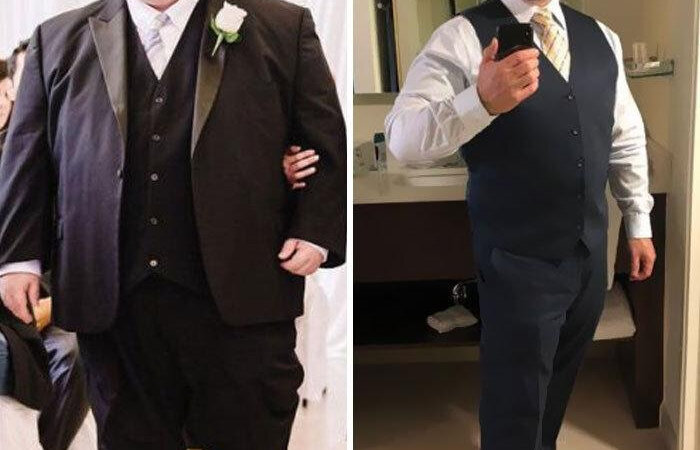 16 people who surprised everyone with their extreme weight loss transformation!