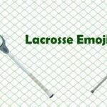 Lacrosse Emoji