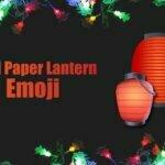 lantern emoji