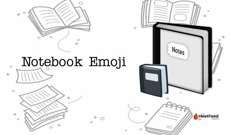 📓 Notebook  Emoji