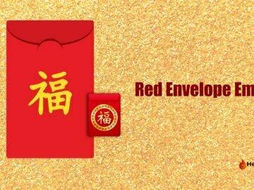 red envelope emoji