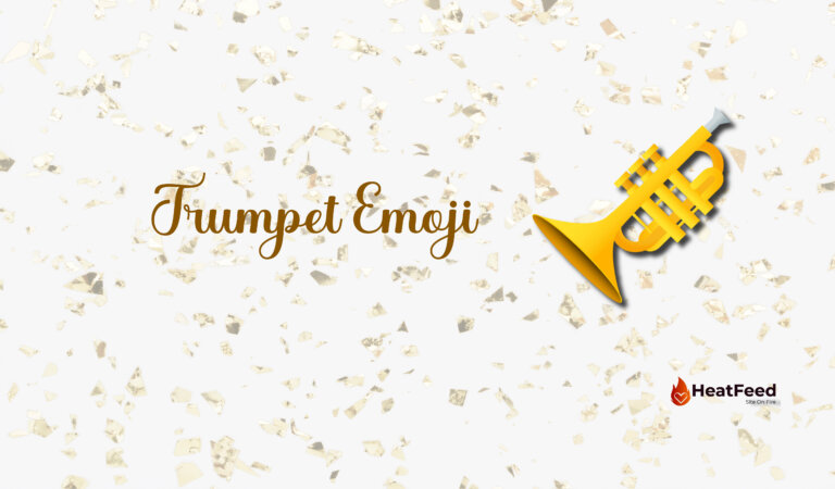 🎺 Trumpet Emoji