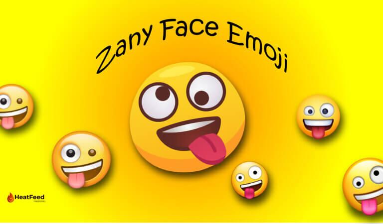 🤪 Zany Face Emoji