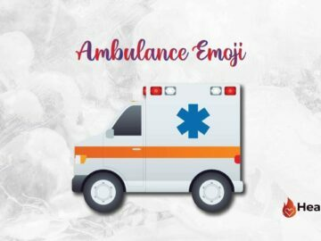 Ambulance Emoji