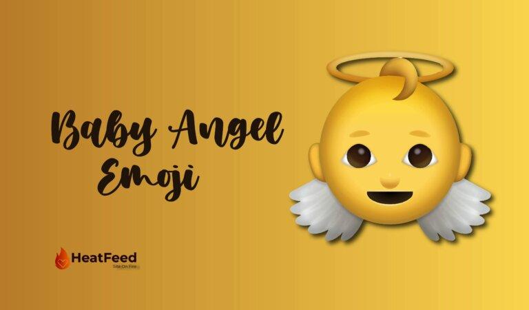 👼 Baby Angel Emoji