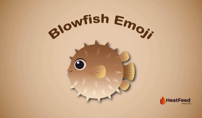 🐡 Blowfish  Emoji