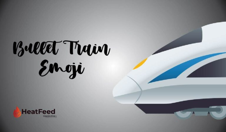 🚅 Bullet Train Emoji