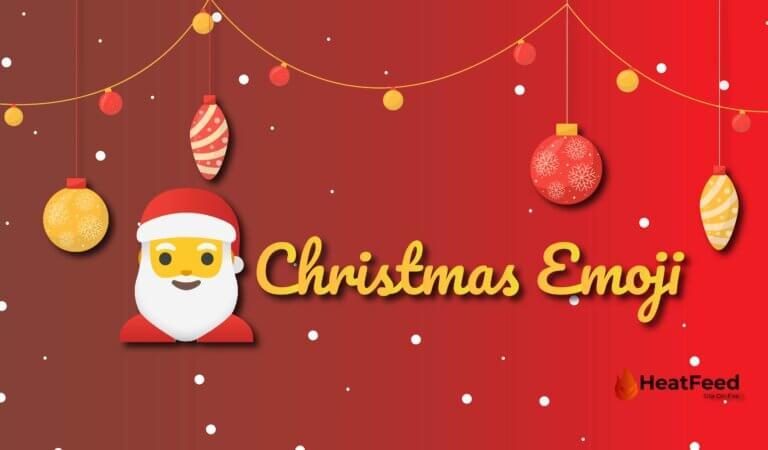 🎅 Christmas Emoji