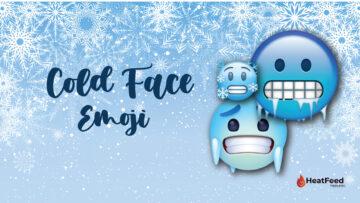 Cold Face Emoji