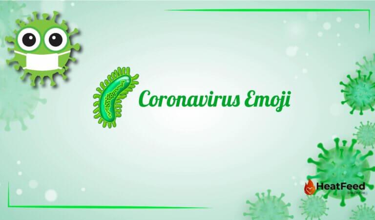 🦠 Coronavirus Emoji