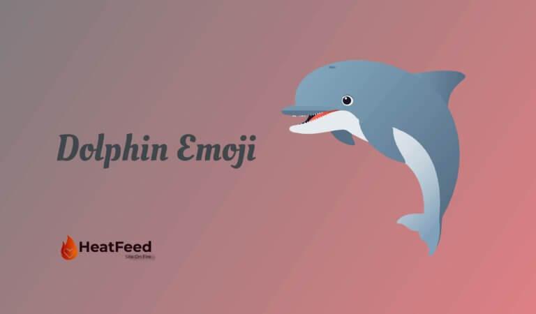 🐬 Dolphin Emoji