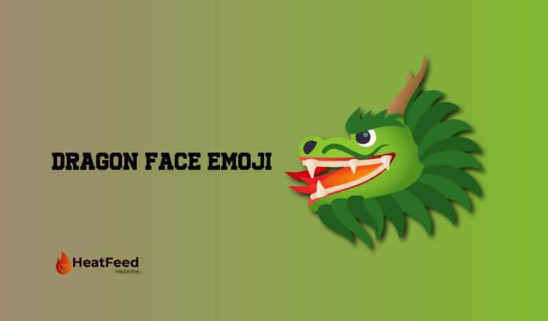 🐲 Dragon Face Emoji