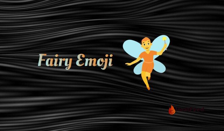 🧚 Fairy Emoji
