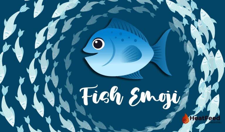 🐟 Fish  Emoji