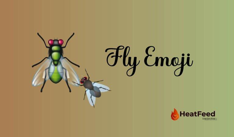  Fly Emoji