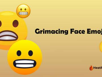 Grimacing Face
