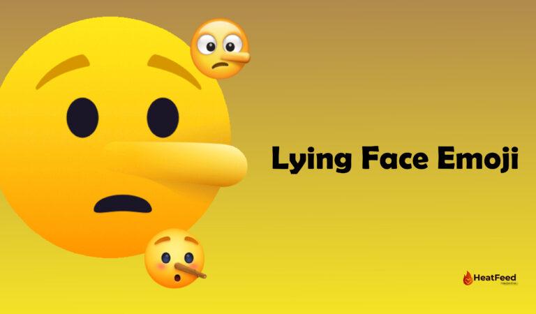 🤥 Lying Face Emoji