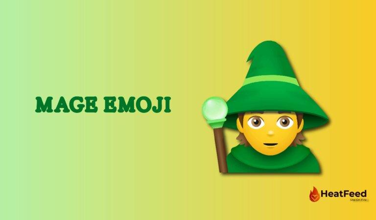 🧙 Mage Emoji