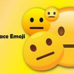 Neutral Face Emoji