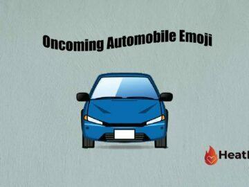 Oncoming Automobile Emoji