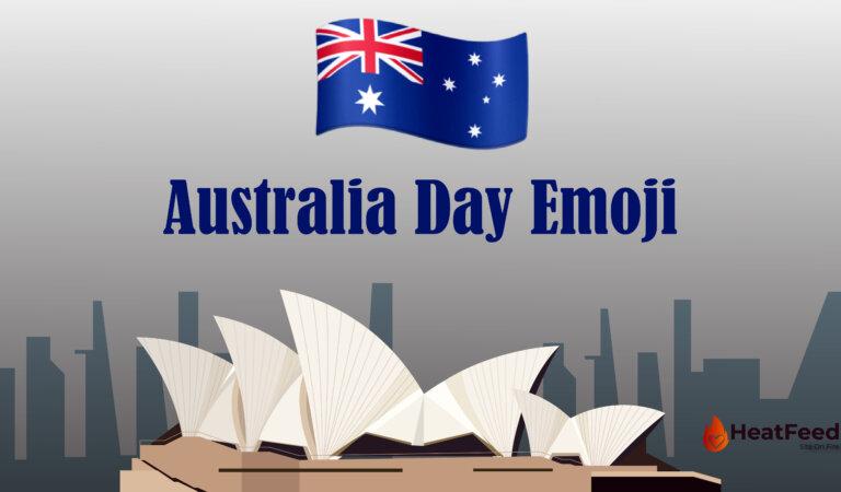 🇦🇺 Australia Day Emoji