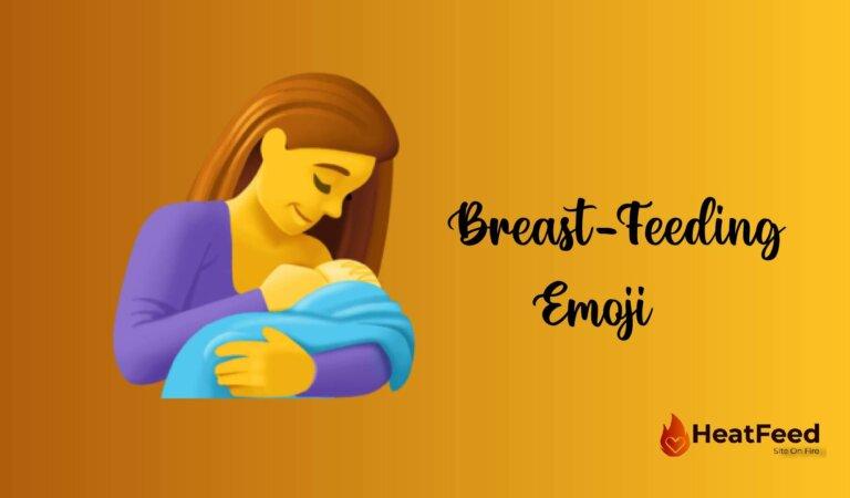 🤱 Breast-Feeding Emoji