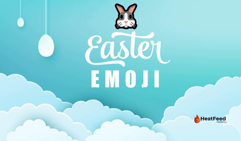 🐰 Easter Emoji