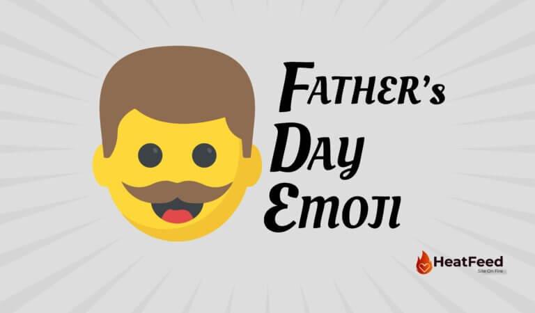 👨 Father's Day Emoji