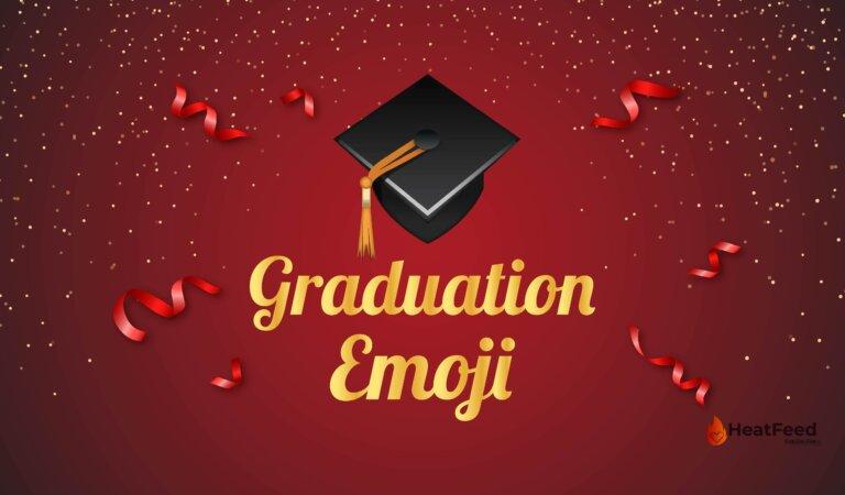 🎓 Graduation Emoji