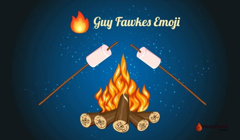 🔥 Guy Fawkes Emoji