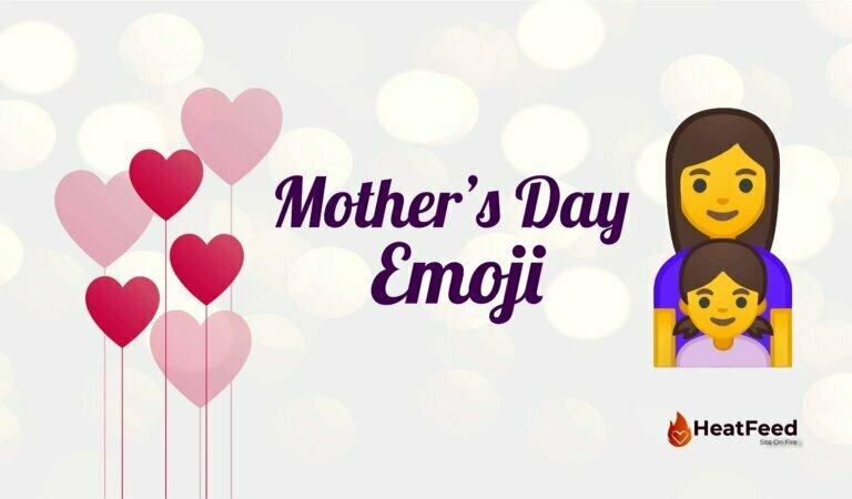 🤱Mother's Day Emoji