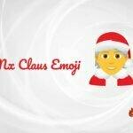 Mx Claus Emoji