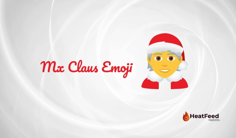 🧑🎄 Mx Claus Emoji