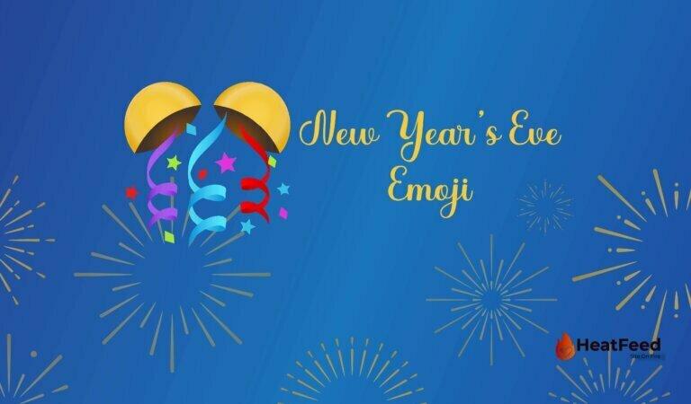 🎊 New Year's Eve Emoji