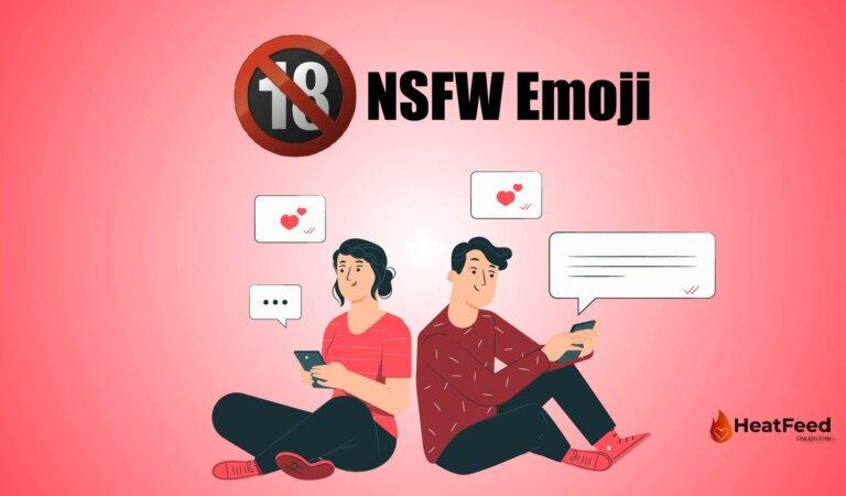 🔞 NSFW Emoji