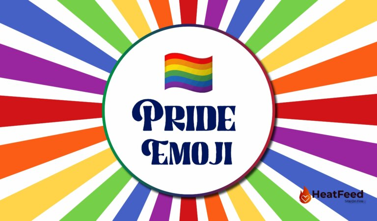 🏳️🌈 Pride Emoji