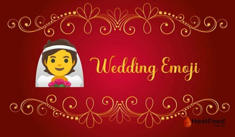 👰 Wedding / Marriage Emoji